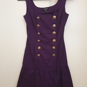 BEBE Sailor Dress
